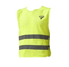 Rucanor reflectie veiligheidsvest geel