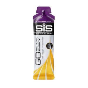 SIS Go Isotonic Gel Zwarte Bes sportvoeding 1 X 60 ml