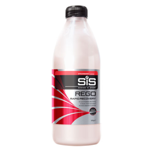 SIS Rego Rapid Recovery strawberry sportvoeding 500 gr