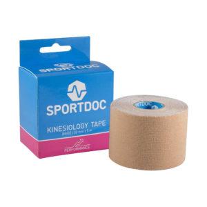 SportDoc Kinesiology tape beige