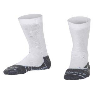 Stanno sokken Elite wit unisex