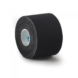 Ultimate Performance Kinesiology Tape 5cm-5m Zwart