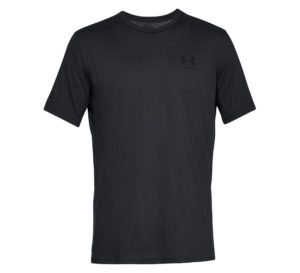 Under Armour Sportstyle Left Chest Logo SS Tee