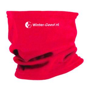Winter-Geest fleece col rood