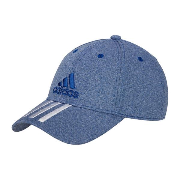 adidas 3-stripes Classic cap blauw/wit