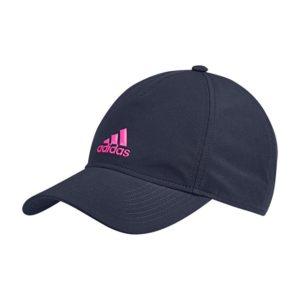 adidas C40 Climalite cap marine/roze