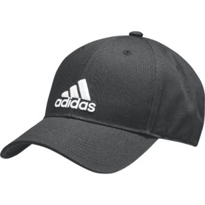 adidas Classic Six-Panel cap zwart/wit