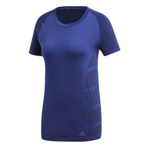 adidas Cru Primeknit T-shirt Dames