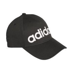 adidas Daily cap heren zwart/wit
