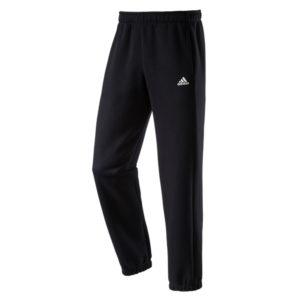 adidas Essentials Fleece trainingsbroek heren zwart
