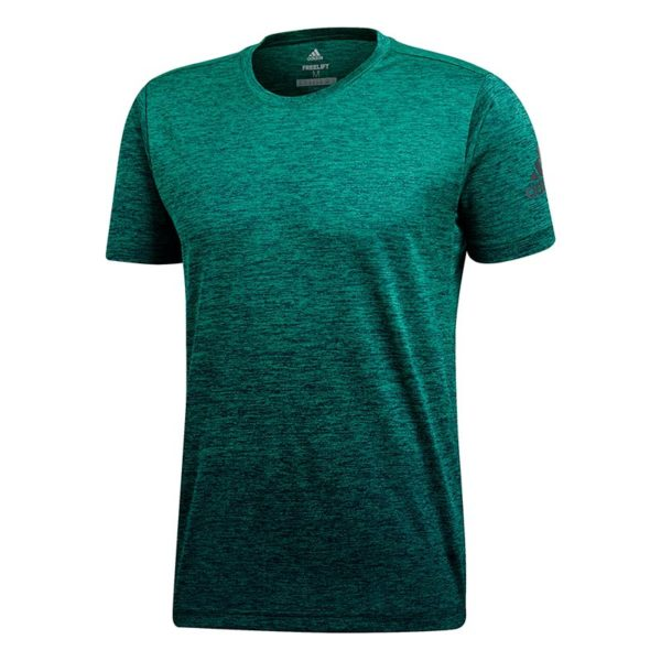 adidas FreeLift Gradient shirt heren groen