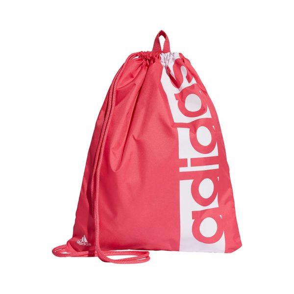 adidas Linear Performance gymtasje roze/wit