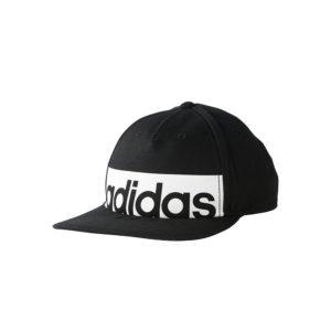 adidas Linear cap zwart/wit