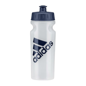 adidas Performance bidon 500ml transparant/marine