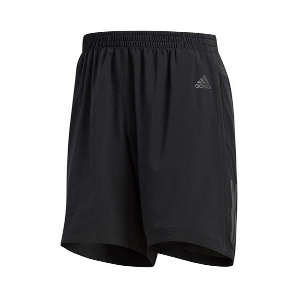 adidas Response 7 inch short heren zwart