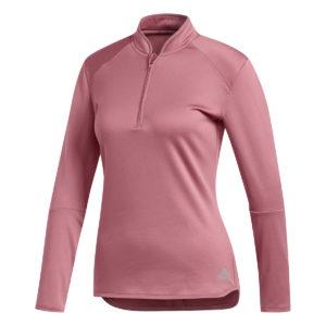 adidas Response Climawarm 1/2 Zip Shirt Dames