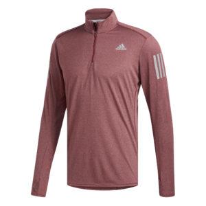 adidas Response LS Zip Shirt Heren