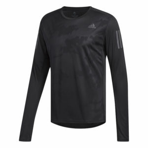 adidas Response Long Sleeve Tee Heren