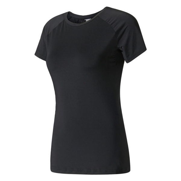 adidas Speed shirt dames zwart
