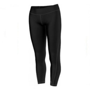 adidas Ultimate Fit Long tight dames zwart